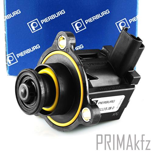 PIERBURG 7.01115.08.0 ORIGINAL Schubumluftventil Lader Citroen Peugeot MINI 1.6