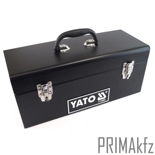Yato YT-0883 Usine Coffre à Outils Boîtes à Outils Caisse à Outils Outils Métal