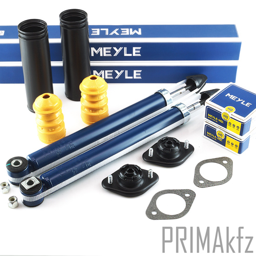 1 Satz Premium Gas Stoßdämpfer Serie für die Hinterachse für BMW 3er E36 /& E46